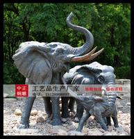 优质銅雕大象