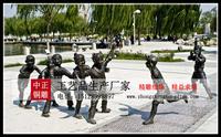 兒童雕塑鑄造廠