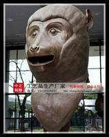 十二生肖_猴首