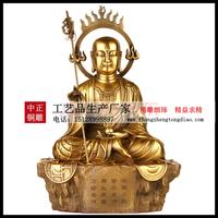 鑄銅地藏王菩薩