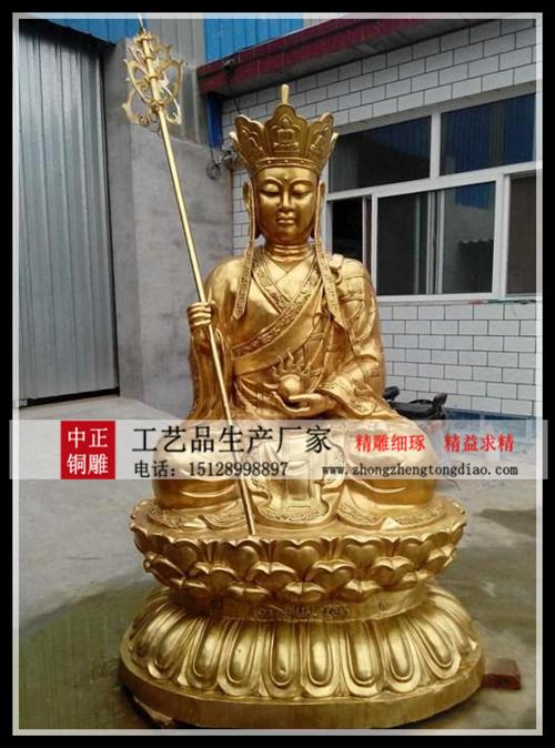 銅佛像生産廠家@家中如何供奉銅佛像