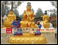 文殊菩萨銅雕厂家