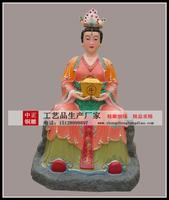 三霄娘娘雕像
