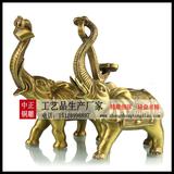 銅大象工藝品批發廠