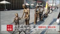 商业街銅雕厂家