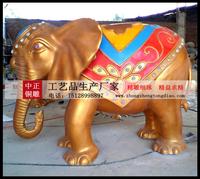 銅雕大象质量