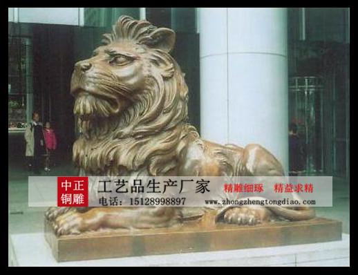 銅獅子廠家
