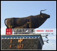 銅牛雕塑價格