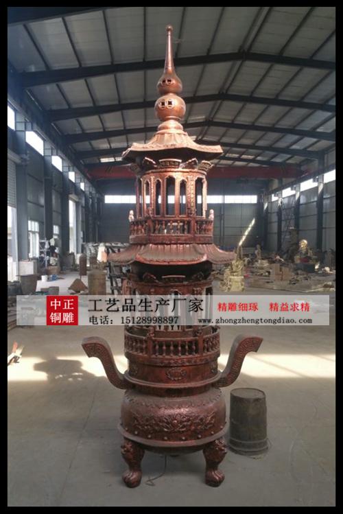 銅香爐生産廠家專業鑄造各種銅、鐵香爐,歡迎新老客戶來電咨詢,來樣定做。
