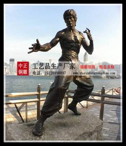 李小龙铜雕价格
