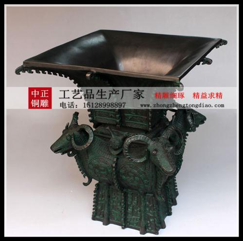 青銅工藝品价格