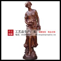 四季女神雕像