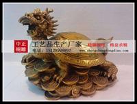 铸銅龍龟雕塑