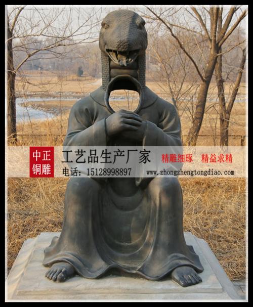 十二生肖雕塑图片大全_十二生肖雕塑厂家