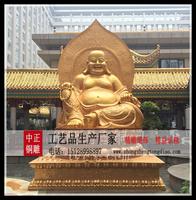 弥勒佛銅雕厂家