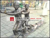 現代人物雕塑