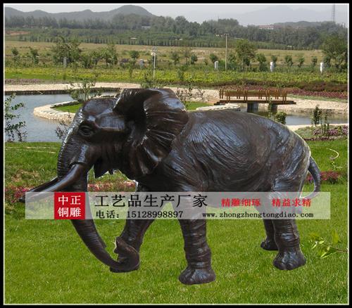 铜大象定做厂家