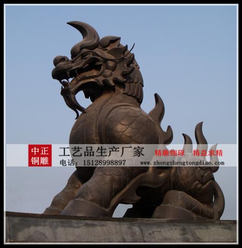 貔貅銅雕生产厂家