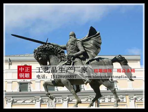 骑士銅雕厂家