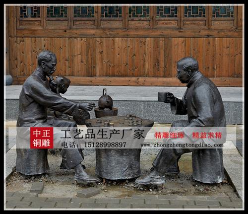 人物銅雕,动物銅雕,或是园林景观銅雕,这些铸銅雕塑并不是简单的雕塑,有的都可能是一个城市,一个地区的标志
