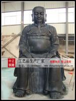 铸銅雕塑真武大帝神像