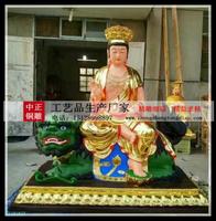 文殊菩薩銅像圖片