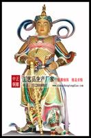 韋陀菩薩雕像