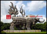 蓋世金牛雕塑