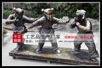 專業生産兒童雕塑