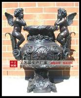 園林花盆景觀雕塑