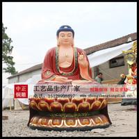 三世佛銅佛像三世佛_銅雕三世佛_铸铜三世佛_河北中正銅雕佛像厂家