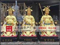三霄娘娘銅像生产厂