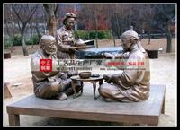 朝鮮民俗雕塑