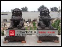 銅雕狮子厂家