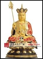 地藏王銅像