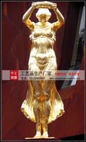 勝利女神雕塑