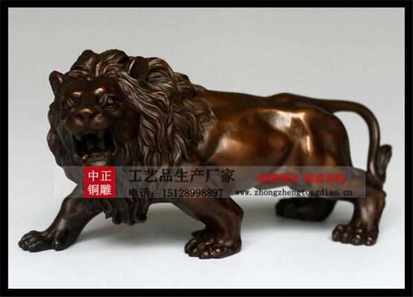 銅獅子报价
