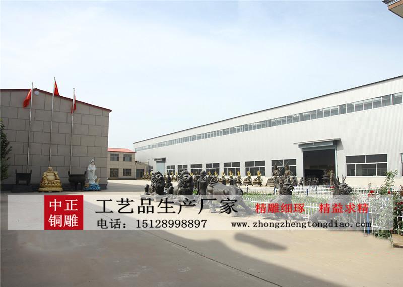 銅雕厂家_銅雕工程制作厂家-山东大型銅雕铸造厂家