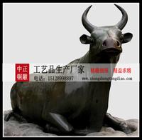 銅牛雕塑生産廠家