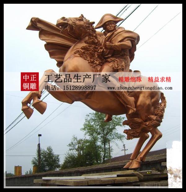 銅馬雕塑制作公司