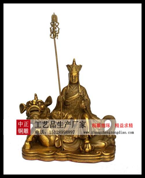 供应地藏王雕塑_地藏王铜像价格欢迎咨询河北中正銅雕生产厂家。